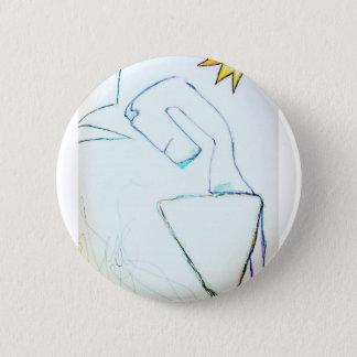 Lumous Landscape of Lumiere Pinback Button