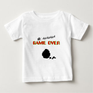 Lump Of Coal-Game Over Baby T-Shirt