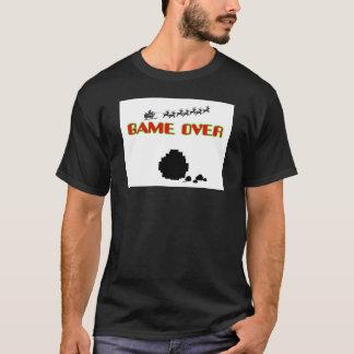 Lump Of Coal-Game Over T-Shirt
