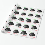 Lump of Coal wrapping paper Gift Wrapping Paper
