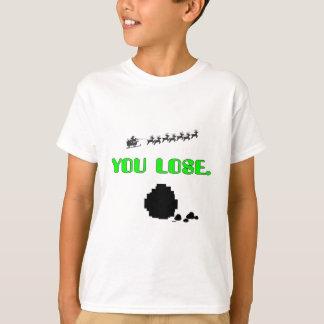 Lump Of Coal-You Lose T-Shirt