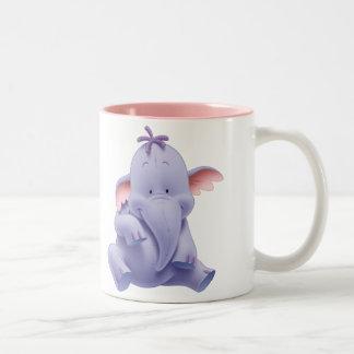 Lumpy 1 Two-Tone coffee mug