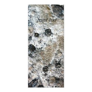 Lumpy Bumpy Moon Rock 4x9.25 Paper Invitation Card