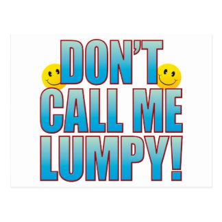 Lumpy Call Life B Postcard