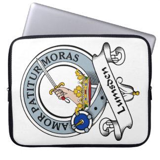 Lumsden Clan Badge Computer Sleeves