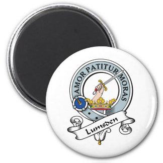 Lumsden Clan Badge Refrigerator Magnets