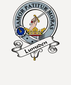 Lumsden Clan Badge Shirt