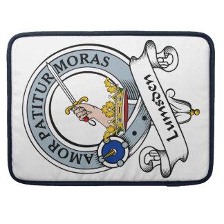 Lumsden Clan Badge Sleeves For MacBooks
