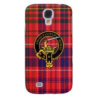 Lumsden Scottish Crest and Tartan Samsung Case