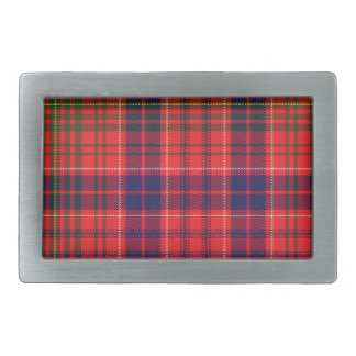 Lumsden Scottish Tartan Belt Buckle
