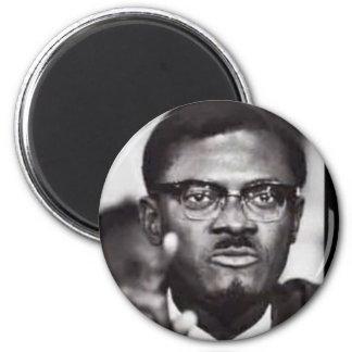 Lumumba 2 Inch Round Magnet
