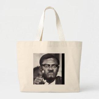 Lumumba Bolsa Tela Grande