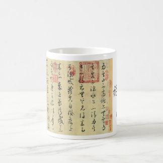 Lun Shu Tie(论书帖)by Huai Su(怀素) Coffee Mug