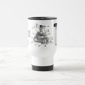 Luna 16 Mug