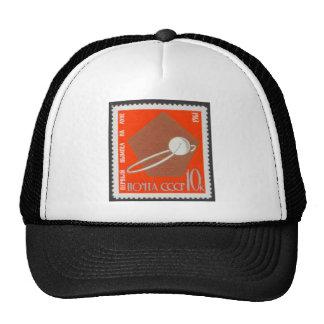 Luna 1 Moon Probe Launched 1959 Hats
