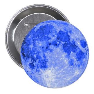 Luna azul pins
