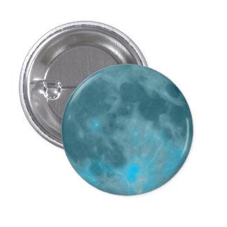 Luna azul pin
