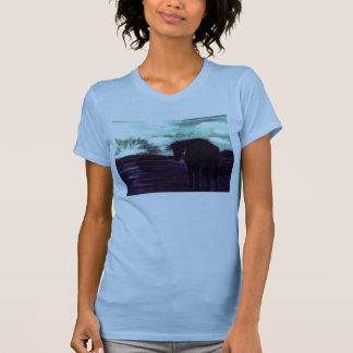 luna azul t-shirt