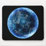 luna azul tapetes de raton