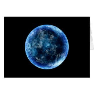 luna azul felicitaciones