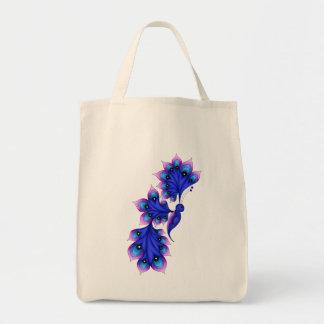 Luna Butterfly Canvas Bag