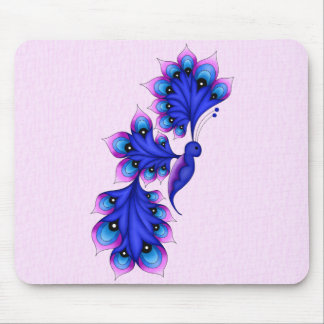 Luna Butterfly Mouse Pad