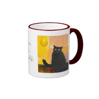 Luna by Lamplight Coffee Mug