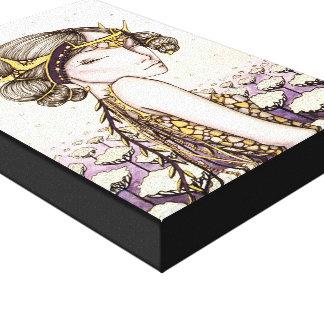 Luna Canvas Prints