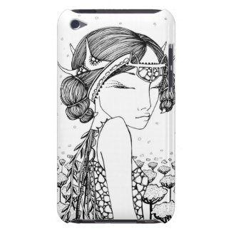 Luna Barely There iPod Case