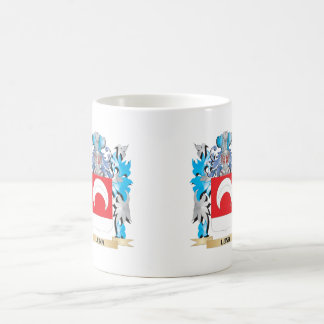 Luna Coat of Arms - Family Crest Coffee Mugs