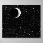 Luna creciente poster