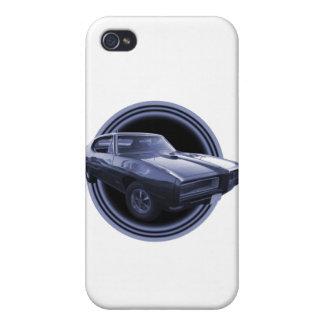 Luna de 1968 GTO iPhone 4 Protectores