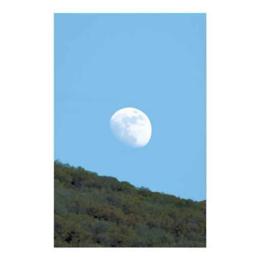 Luna de Arizona Papelería De Diseño