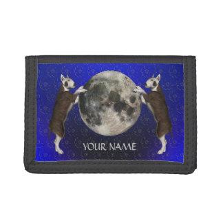 Luna de bull terrier