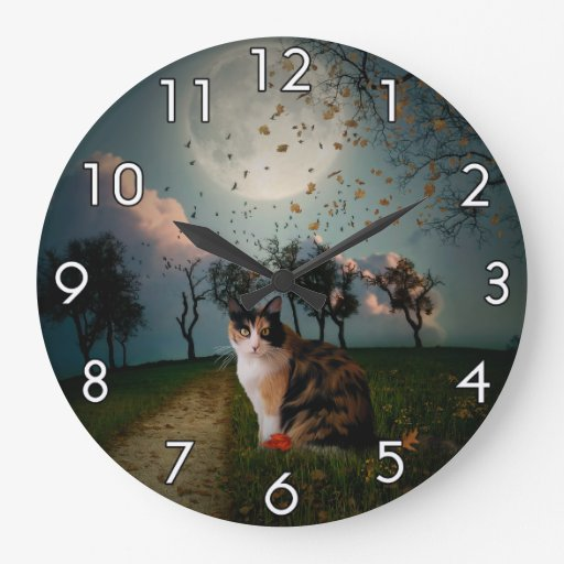 Luna de Cali Relojes De Pared