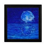 Luna de Carolina - una reflexión Caja De Joyas