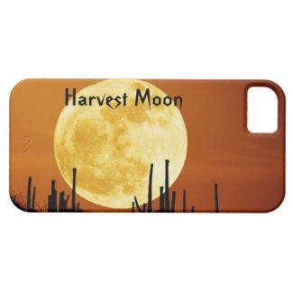 Luna de cosecha iPhone 5 carcasas