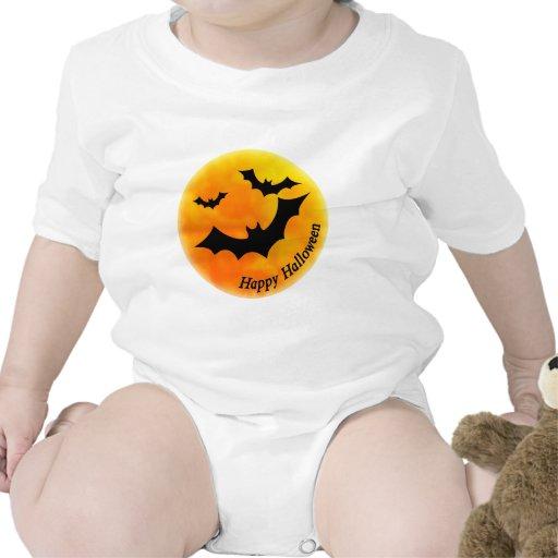 Luna de Halloween Traje De Bebé