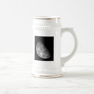 Luna de la misión espacial planetaria de Galileo Tazas