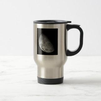 Luna de la misión espacial planetaria de Galileo Taza De Café