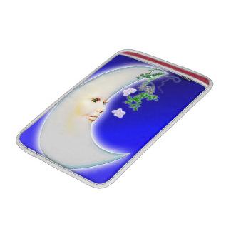 Luna de la primavera - manga de MacBook del carrit Fundas Para Macbook Air