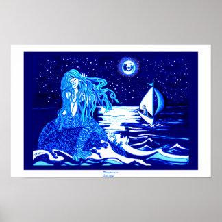 Luna de la sirena posters