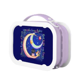 Luna de lujo cosquilleada del Faery del arte del p