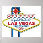 Luna de miel de Las Vegas Poster