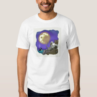 luna de queso tee shirt