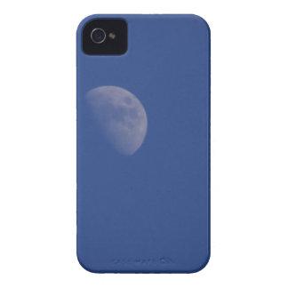 Luna de Sci Fi Funda Para iPhone 4