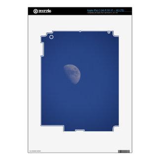 Luna de Sci Fi iPad 3 Pegatina Skin