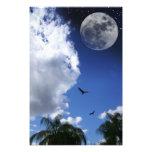 Luna del buitre foto