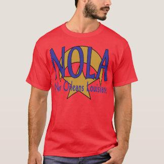 Luna del creciente de NOLA Playera
