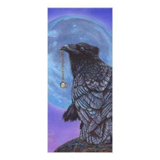 Luna del cuervo lona